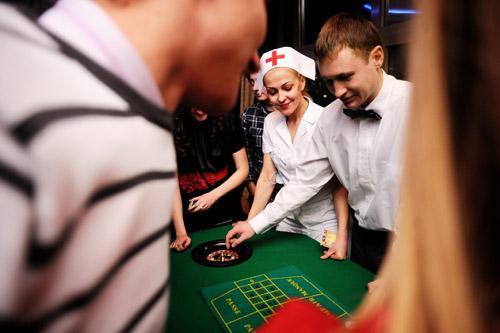 Услуги выездного казино европейска рулетка free